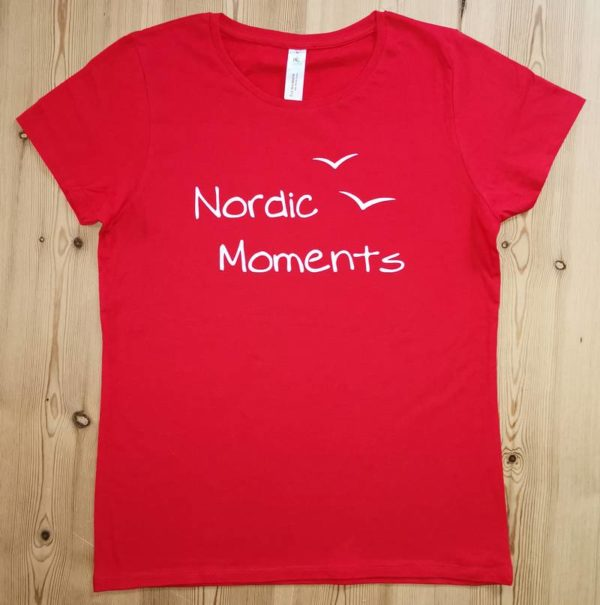 T-Shirt kaufen woman NORDIC MOMENTS maritim