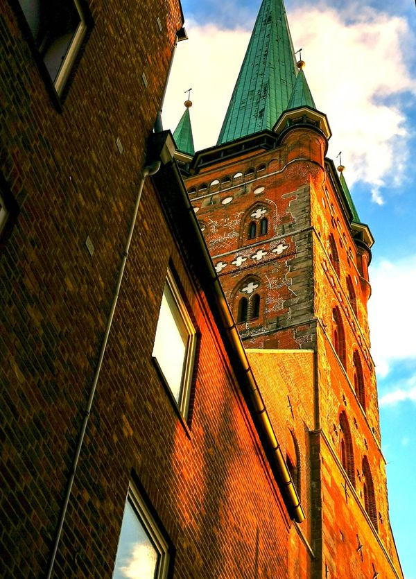Kirche St. Petri in Lübeck