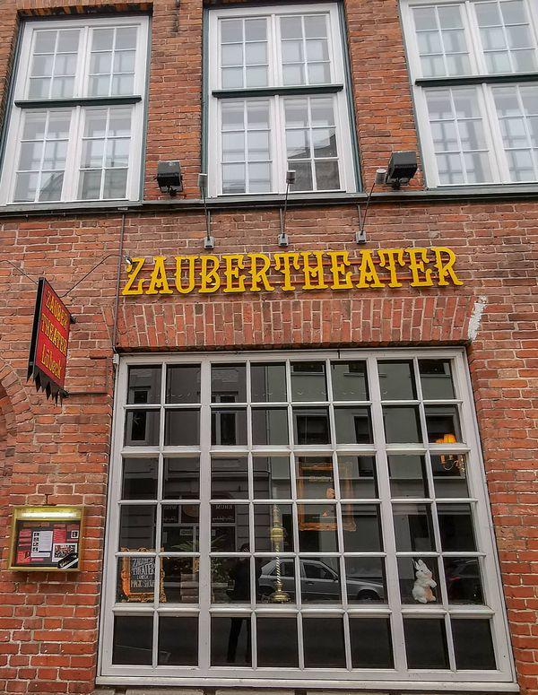 Das Zaubertheater in Lübeck