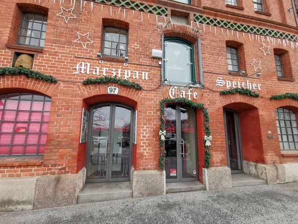 Der Marzipanspeicher in Lübeck