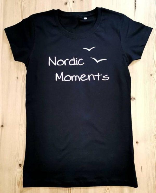 T-Shirt kaufen women long Nordic Moments maritim