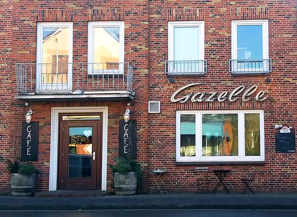 Szene Bistro Gazelle in Bad Bramstedt