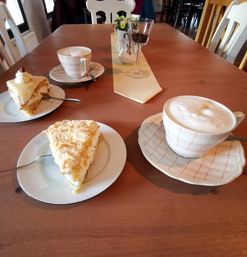Café Beldorfer Mühle Kaffee und Kuchen