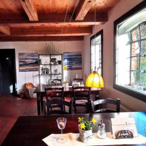 Café Beldorfer Mühle Gastraum unten