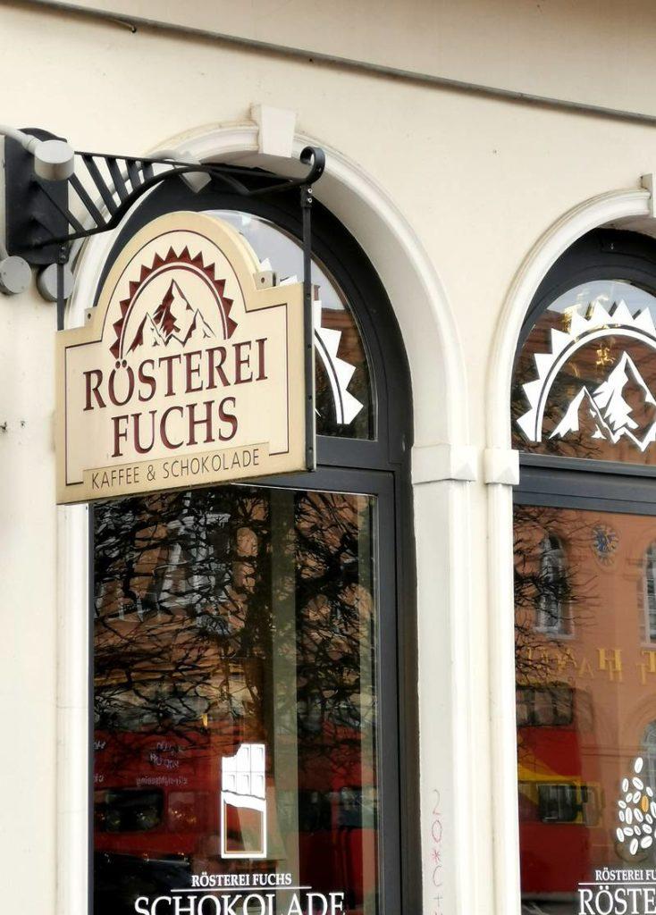 Café Rösterei Fuchs Schwerin