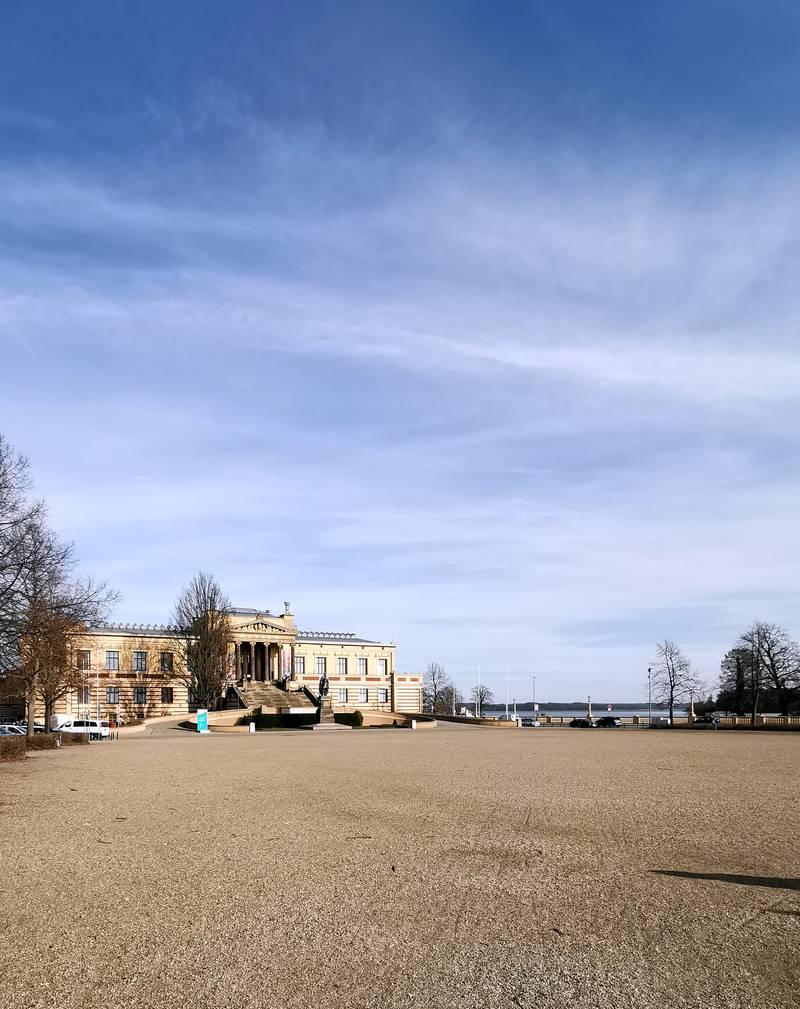 Alter Garten Schwerin