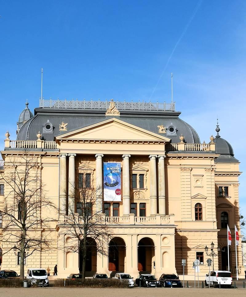 Theater auf dem Alten Garten Schwerin