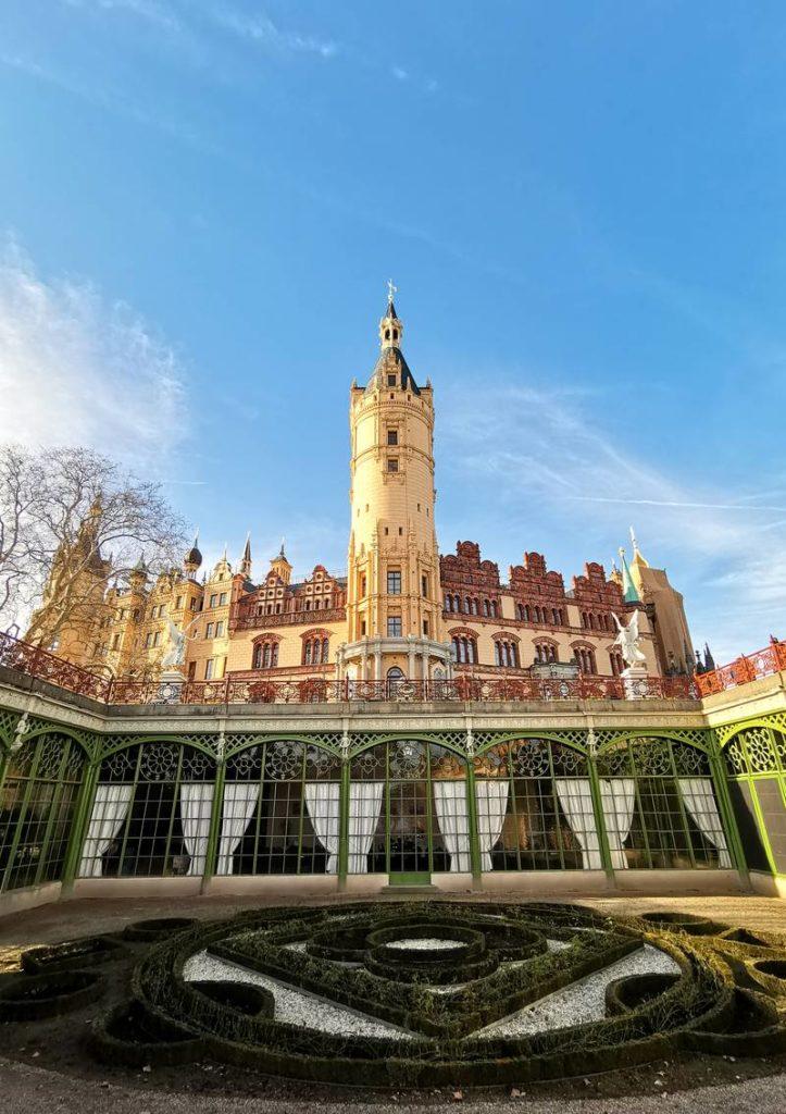 Schweriner Schloss Orangerie