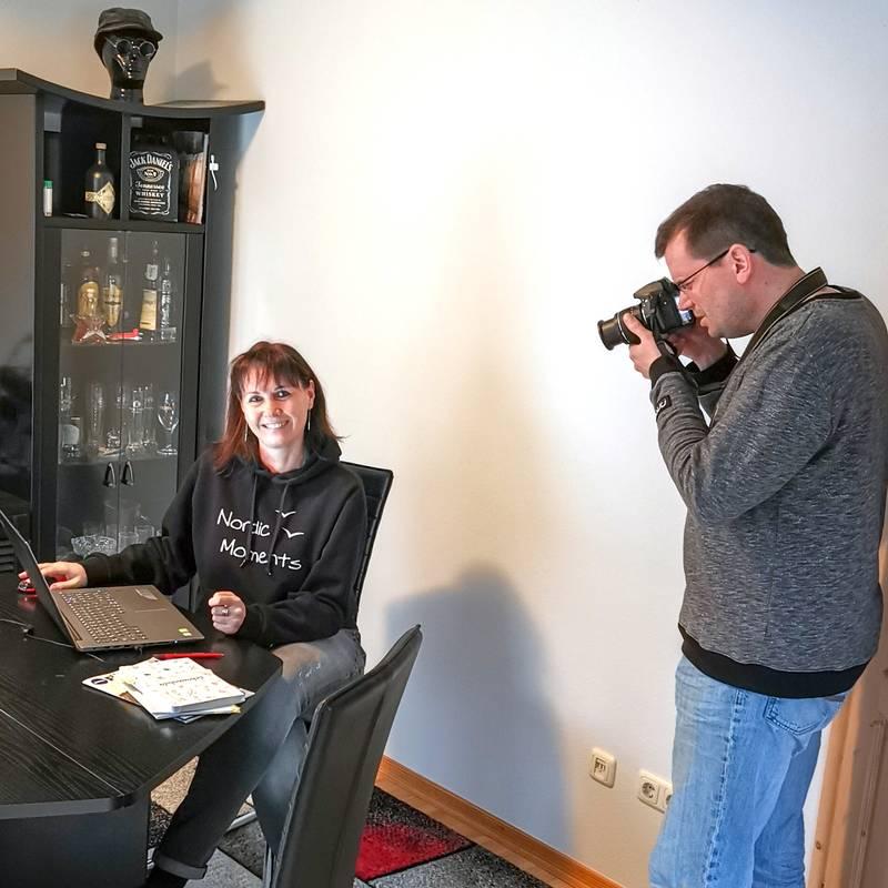 Interview mit dem Holsteinischen Courier für Reiseblog www.nordicmoments.de