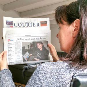 Bericht im Holsteinischen Courier Reiseblog Jana Stübing