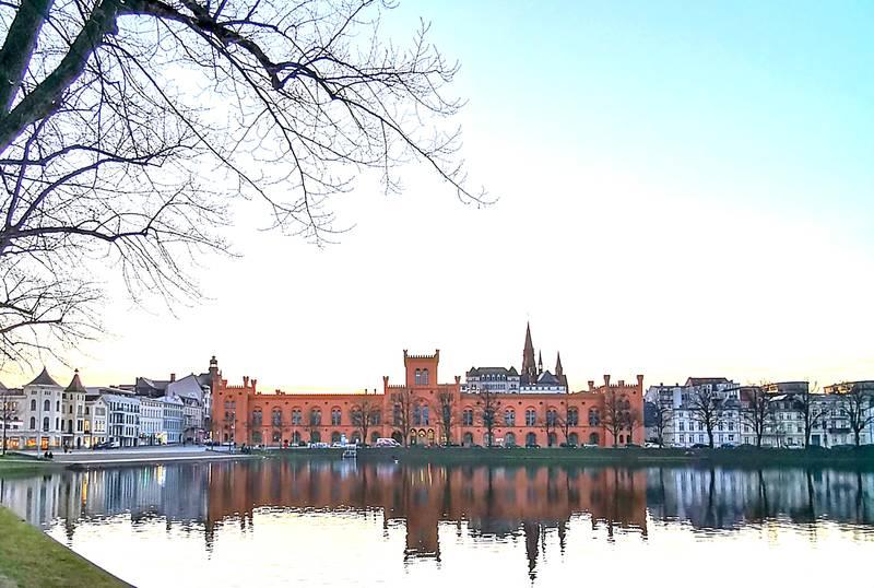 Pfaffenteich Schwerin