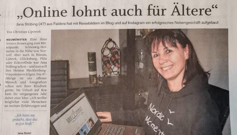 Presse Holsteinischer Courier
