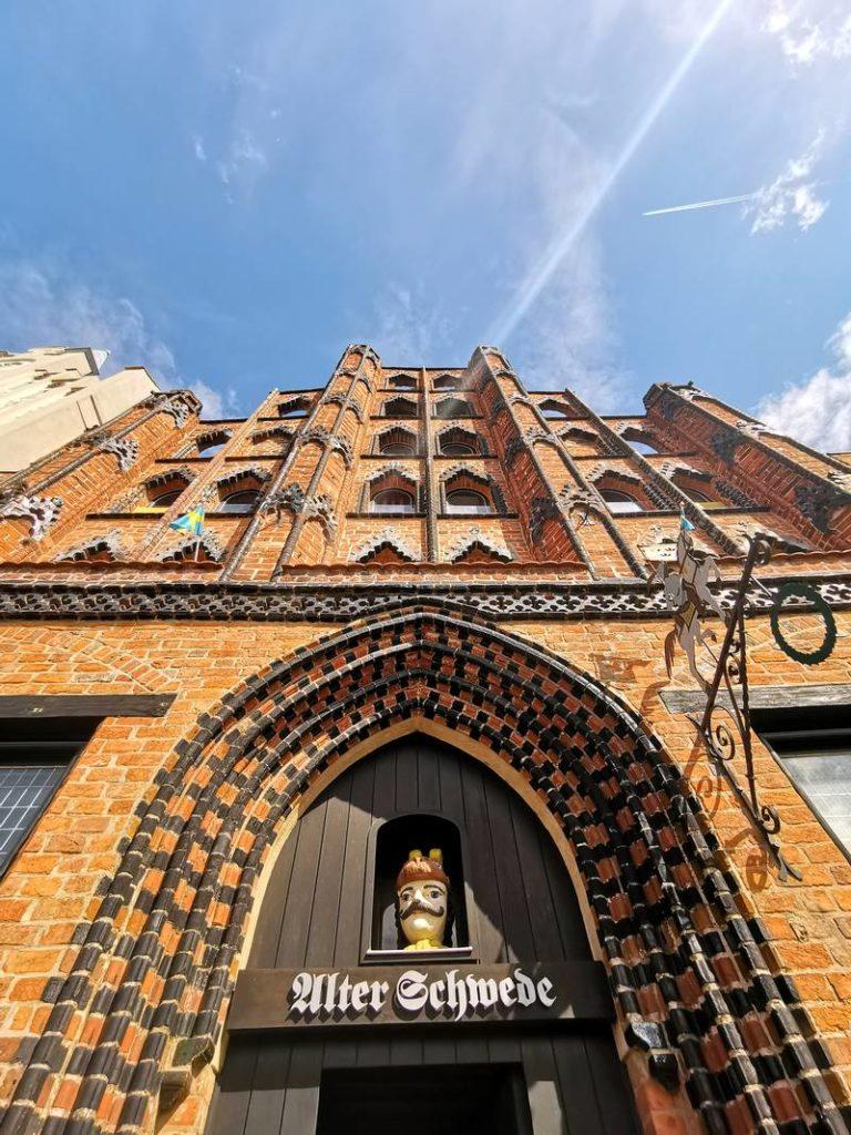 Wismar Restaurant Alter Schwede