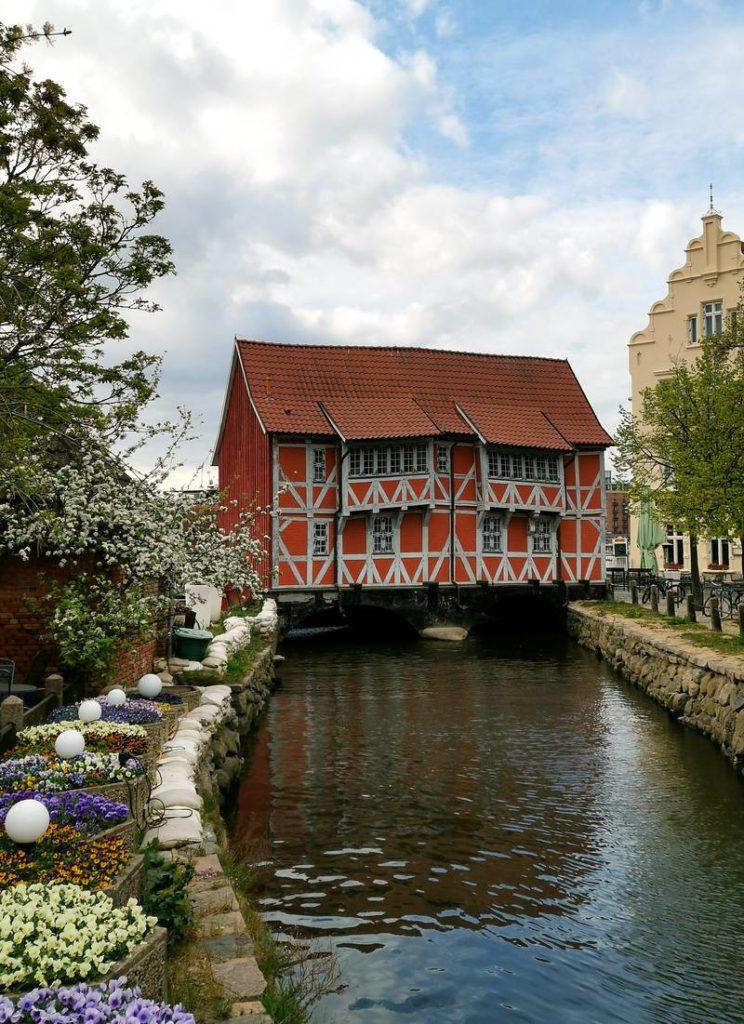 Wismar rotes Gewölbe