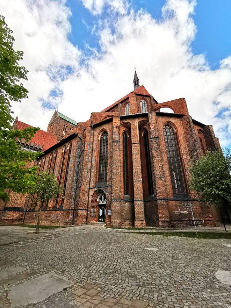 Wismar St. Nikolai Kirche