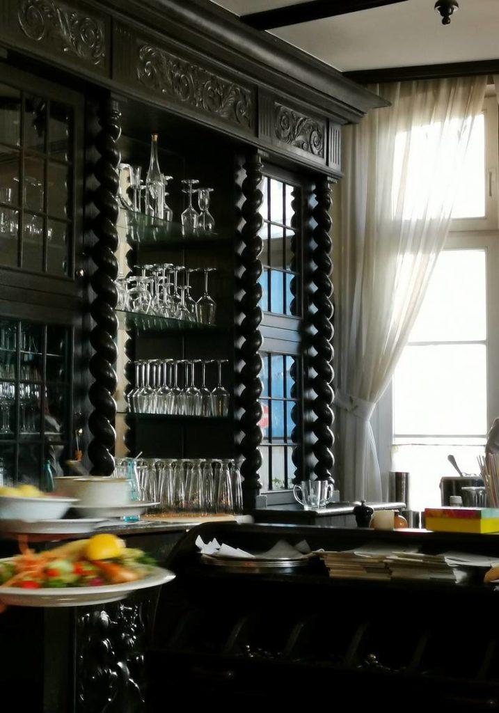 Wismar Reuterhaus Restaurant