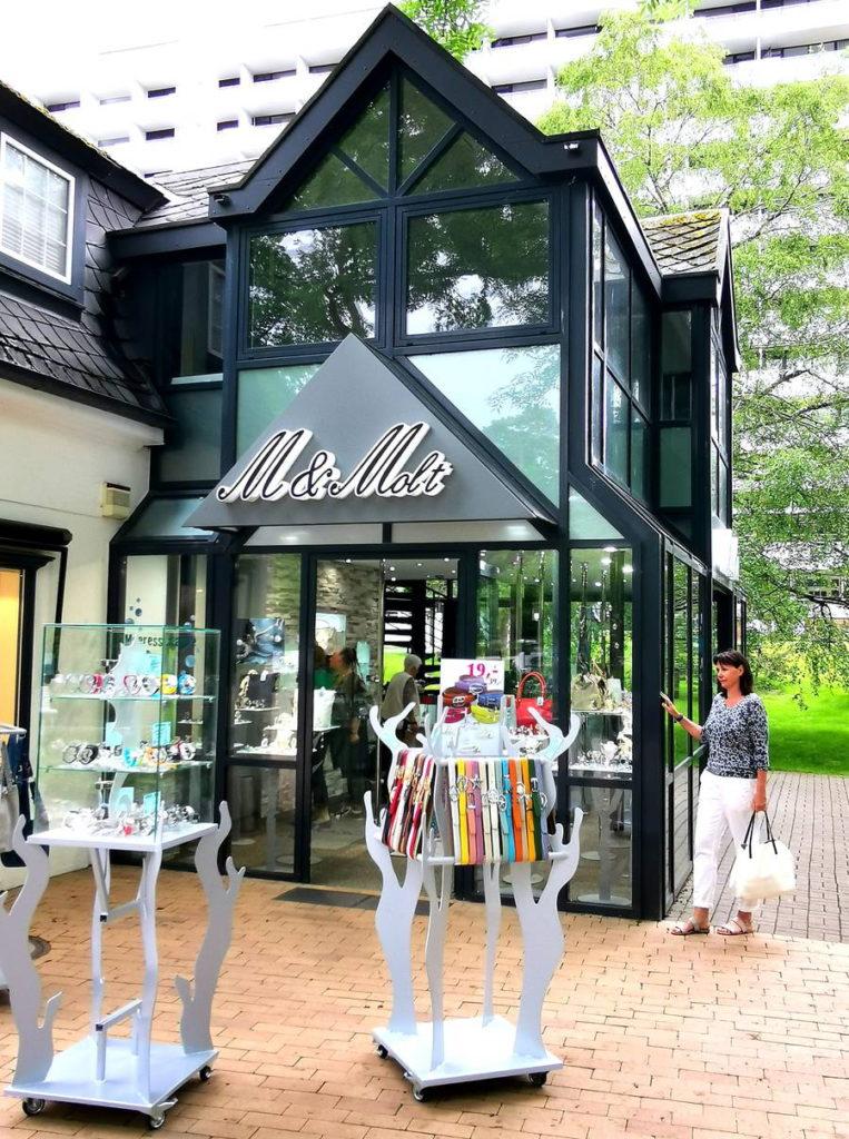 M & Molt Filiale Timmendorfer Strand