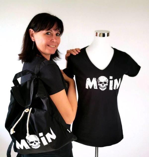 T-Shirt MOIN Frauen