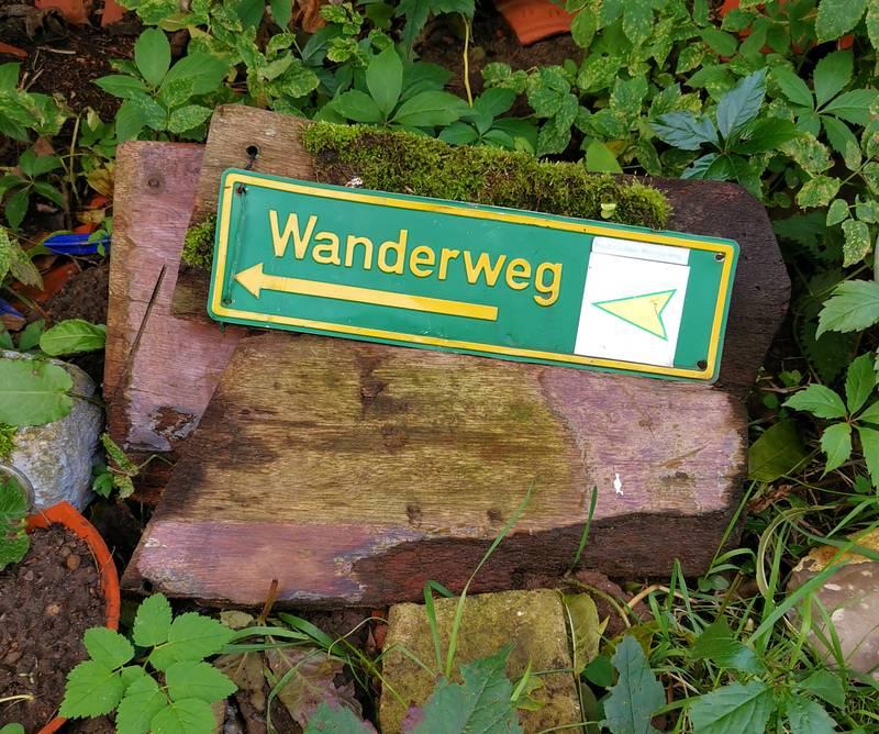 Wandern Tüteberg Schleswig-Holstein