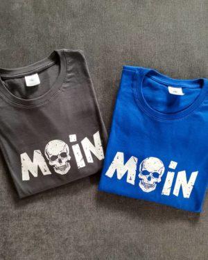 MOIN Totenkopf T-Shirt