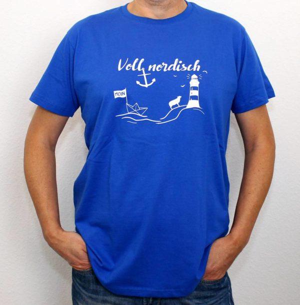 T-Shirt Voll Nordisch unisex