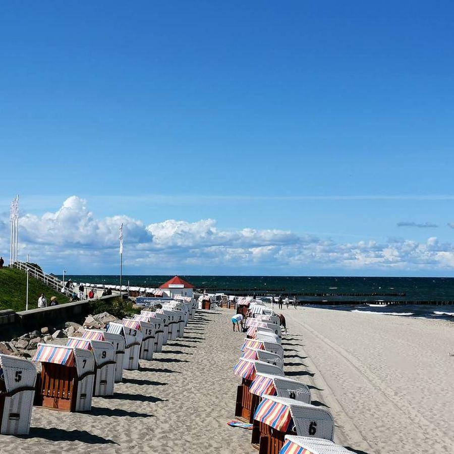 Kühlungsborn Ostsee Strand