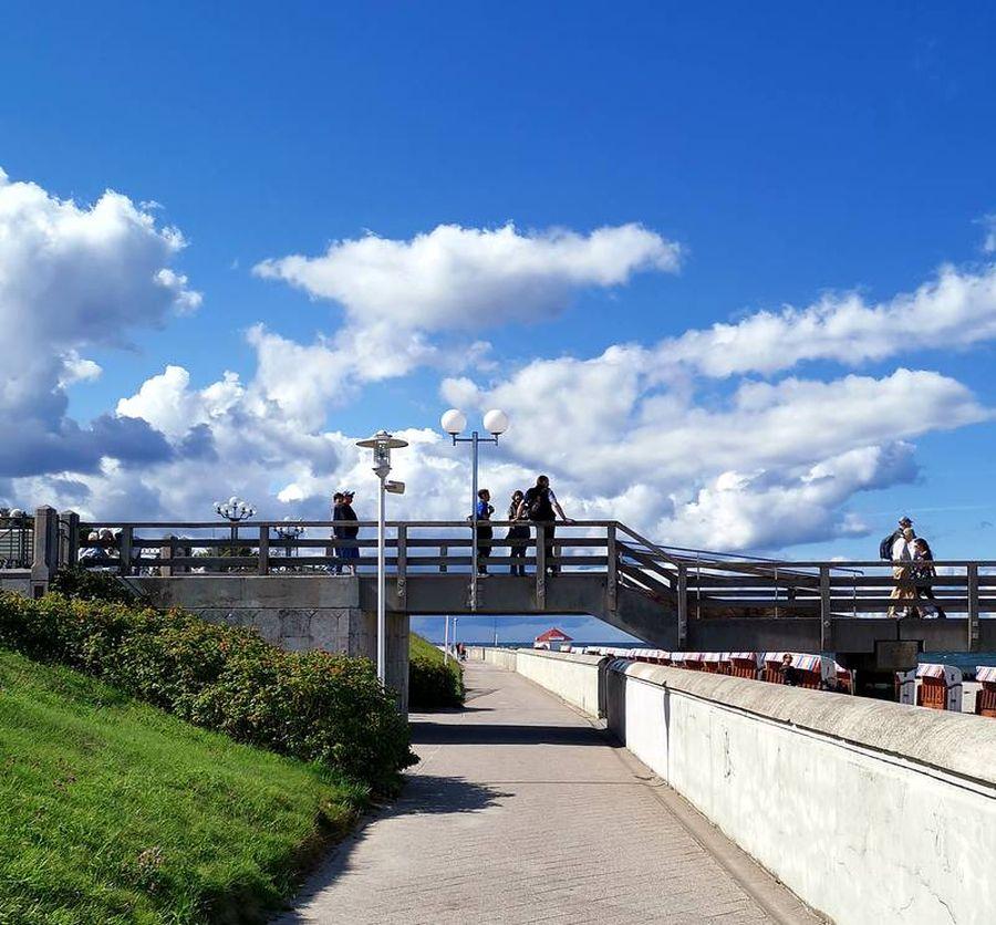 Kühlungsborn Ostsee Seebrücke