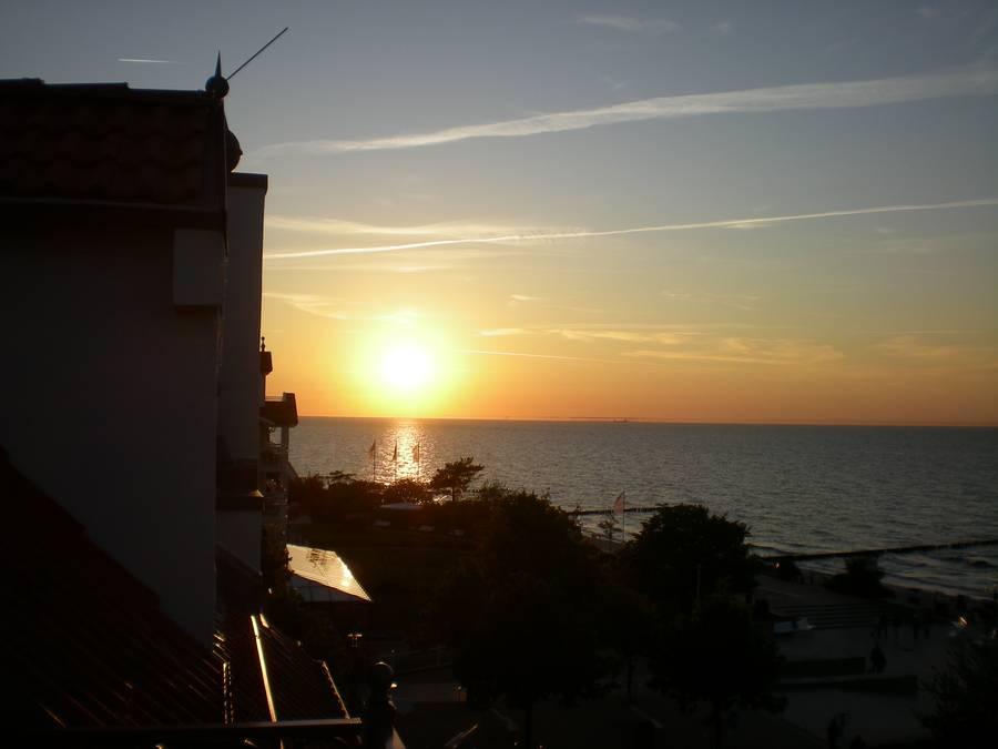 Kühlungsborn Sonnenuntergang
