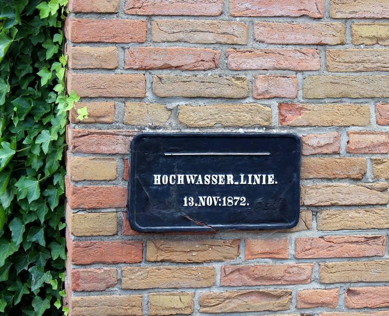 Arnis Hochwasser